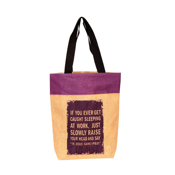 printed jute bags suppliers